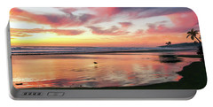 Tropical Sunset Island Bliss Seascape C8 Portable Battery Charger