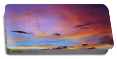 Tropical North Queensland Sunset Splendor  Portable Battery Charger