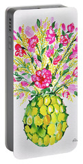 Tropical Vibes Portable Battery Charger