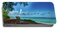 Tropical View Portable Battery Charger