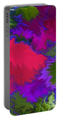 Portable Battery Charger featuring the photograph Tropicana by Patricia Griffin Brett