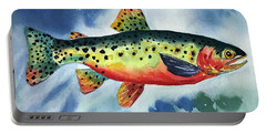 Trout Portable Battery Charger