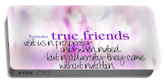 True Friends Portable Battery Charger