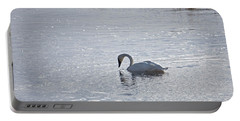 Trumpeter Swan Yellowstone Portable Battery Charger
