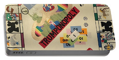 Trumponopoly  Portable Battery Charger