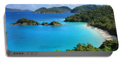 Trunk Bay St. John Portable Battery Charger