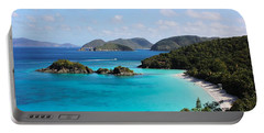 Trunk Bay, St. John Portable Battery Charger