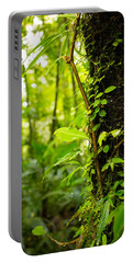 Trunk Of The Jungle Portable Battery Charger