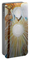 Trust - Michaelarchangel Series Portable Battery Charger