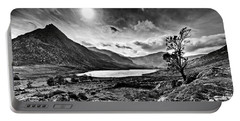 Tryfan And Llyn Ogwen Portable Battery Charger