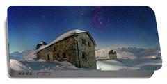 Tschuggen Observatory Portable Battery Charger