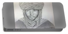 Tuareg Beduin Portable Battery Charger
