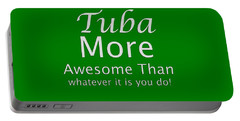 Tubas More Awesome Than You 5562.02 Portable Battery Charger
