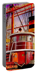 Tugboat Helen Mcallister Portable Battery Charger
