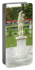 Tuileries Trollop Portable Battery Charger