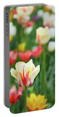 Tulip Bed Portable Battery Charger