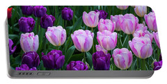 Tulip Blush Portable Battery Charger