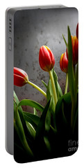 Tulip Bouquet 2 Portable Battery Charger
