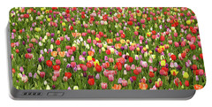 Tulip Field Portable Battery Charger