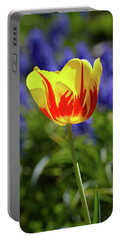 Tulip Flame Portable Battery Charger