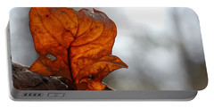 Tulip Leaf  Portable Battery Charger