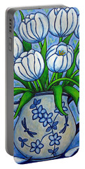 Tulip Tranquility Portable Battery Charger