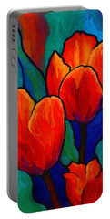 Floral Portable Battery Chargers