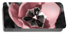 Tulip Up Close Portable Battery Charger