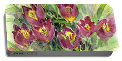 Tulipa Portable Battery Charger