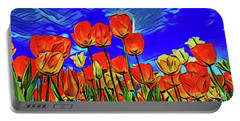 Tulips 20818 Portable Battery Charger