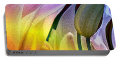Tulips Secret Portable Battery Charger