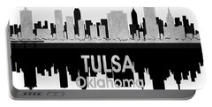 Tulsa Ok 4 Squared Portable Battery Charger