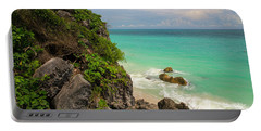 Tulum Scenery Portable Battery Charger