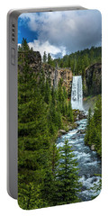 Tumalo Falls Portable Battery Charger