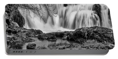 Tumwater Falls Park Portable Battery Charger