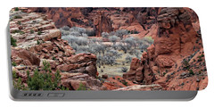 Tunnel Canyon Overlook Portable Battery Charger