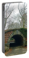 Tunnel On Pathway Portable Battery Charger