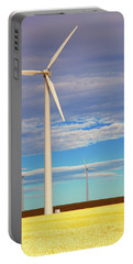 Turbine Formation Portable Battery Charger