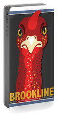 Turkey Stare Portable Battery Charger