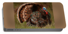 Turkey In The Straw Portable Battery Charger