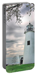Turkey Point Lighthouse Portable Battery Charger