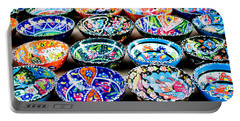 Turkish Bowls Portable Battery Charger