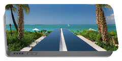 Turks And Caicos Portable Battery Charger