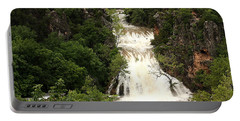 Turner Falls Waterfall Portable Battery Charger