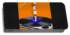 Turntable Love Portable Battery Charger