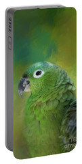 Turquoise-fronted Amazon Portable Battery Charger