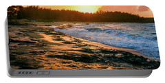 Turtle Bay Sunset 2 Portable Battery Charger