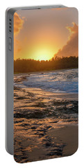 Turtle Bay Sunset 3 Portable Battery Charger