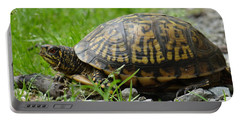 Turtle Crossing Portable Battery Charger