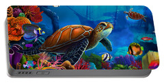 Turtle Domain Portable Battery Charger